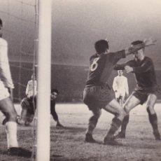 Coleccionismo deportivo: BARÇA: FOTO DE 1960-61. COPA DE EUROPA: PARTIDO BARÇA-REAL MADRID. Lote 107274335