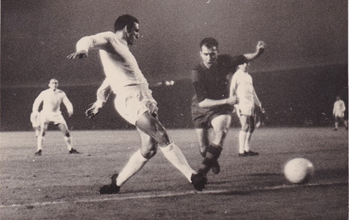 Resultado de imagen de real madrid 3 barcelona 1 1960-61copa de europa