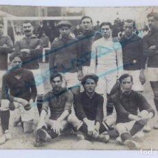 Coleccionismo deportivo: F-3465. EQUIPO DEL FUTBOL CLUB ESPAÑA DE BARCELONA . CAMPEONATO DE CATALUÑA 1911-1912.. Lote 108747787