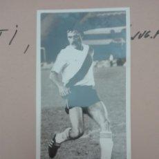 Coleccionismo deportivo - Fotografía original perteneciente a un archivo periodístico. SAPORITI River plate Argentina - 108799263