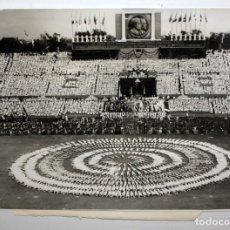 Coleccionismo deportivo: FOTOGRAFIA DEL FESTIVAL DE ATLETISMO EN MOSCU (RUSIA). 13 CM. X 18 CM.. Lote 108985271
