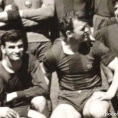 Coleccionismo deportivo: CABOT POSTAL PLANTILLA 1958-59 KUBALA KOCSIS FUTBOL CLUB FC BARCELONA F.C BARÇA CF. Lote 109116391