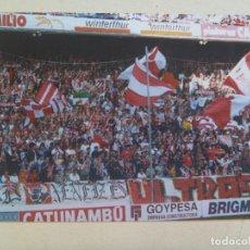 Coleccionismo deportivo: FOTO DE ULTRAS DEL SEVILLA F.C. , BIRIS NORTE : ANTIBETICOS. Lote 109467347