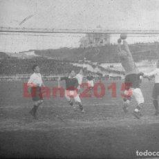 Coleccionismo deportivo: REAL MADRID 1924 FUTBOL - FOTOGRAFIA ANTIGUA - NEGATIVO DE CRISTAL. Lote 109548327