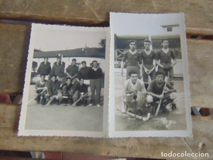 Coleccionismo deportivo: LOTE DE FOTOGRAFIAS Y DOCUMENTACION DE HOCKEY SOBRE PATINES CAMPEONATO DEL MUNDO - Foto 10 - 110648327