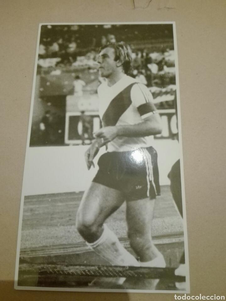 FOTOGRAFÍAS ORIGINALES DE ARCHIVO PERIODÍSTICO RAYNALDO MOSTAZA MERLO RIVER PLATE (Coleccionismo Deportivo - Documentos - Fotografías de Deportes)