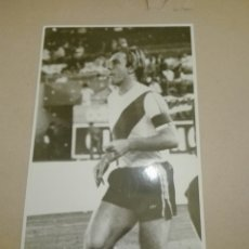 Coleccionismo deportivo: FOTOGRAFÍAS ORIGINALES DE ARCHIVO PERIODÍSTICO RAYNALDO MOSTAZA MERLO RIVER PLATE. Lote 111298143