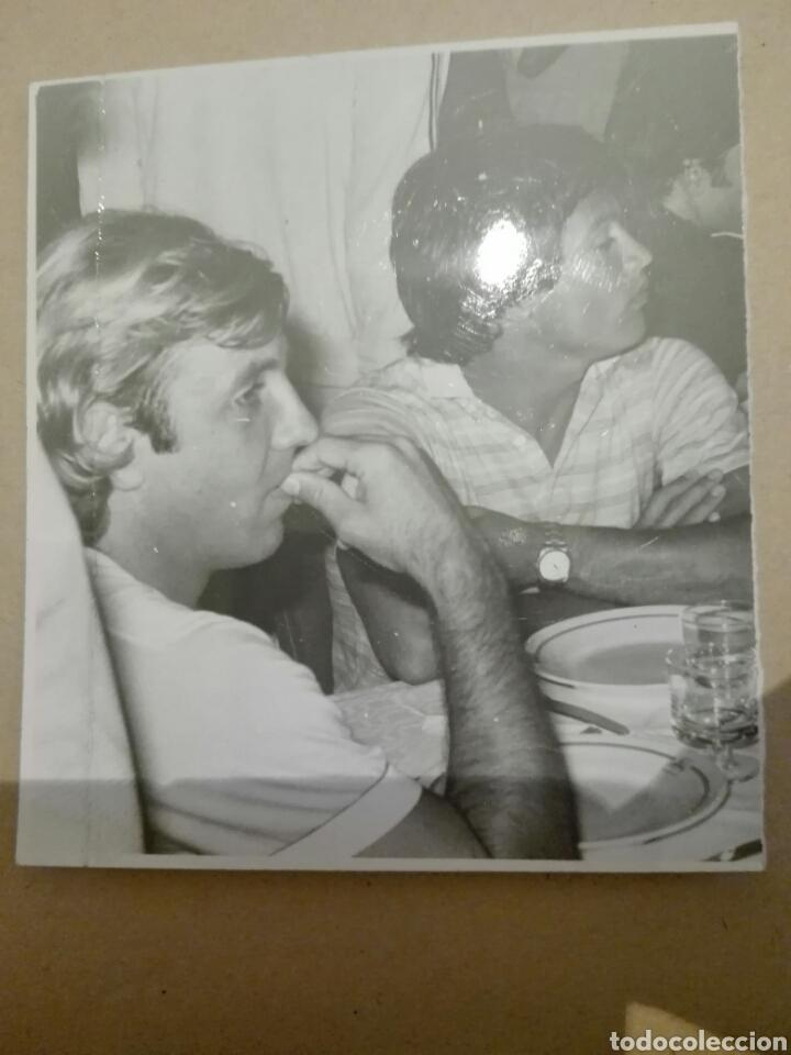 Coleccionismo deportivo: Fotografías originales de archivo periodístico Raynaldo MOSTAZA Merlo River Plate - Foto 4 - 111298143