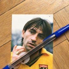 Coleccionismo deportivo: FOTO FOTOGRAFIA DE PRENSA JUGADOR BULGARIA BOJIDAR ISKRENOV. Lote 111493511