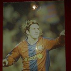 Coleccionismo deportivo: FOTO ORIGINAL FC BARCELONA MESSI. Lote 111730995