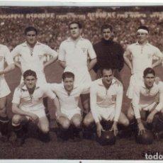 Coleccionismo deportivo: SEVILLA C.F. AÑOS 1940 ES UNA POSTAL ORIGINAL. Lote 111951247