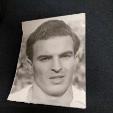 Coleccionismo deportivo: FOTOGRAFIA ORIGINAL - JUGADOR DE FUTBOL - GUILLAMON - SEVILLA - . Lote 112684535