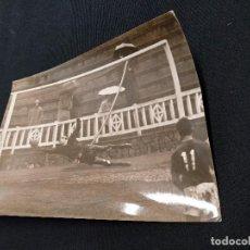 Coleccionismo deportivo: FOTOGRAFIA ORIGINAL - JUGADA DE UN PARTIDO. Lote 113090083