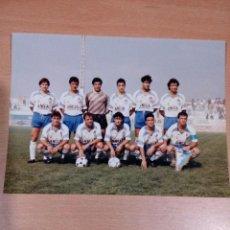 Coleccionismo deportivo: TORREVIEJA 2 B - TEMPORADA 90 91 - MEDIDAS 18 X 13. Lote 113201963