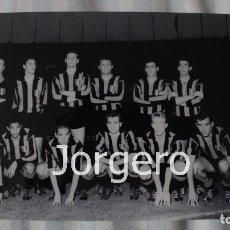 Coleccionismo deportivo: INTER DE MILÁN. ALINEACIÓN CAMPEÓN COPA DE EUROPA 1963-1964 EN VIENA CONTRA R. MADRID. FOTO. Lote 113216171