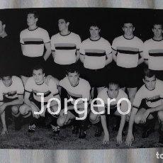 Coleccionismo deportivo: INTER DE MILÁN. ALINEACIÓN CAMPEÓN COPA DE EUROPA 1964-1965 EN MILÁN CONTRA EL BENFICA. FOTO. Lote 222655525