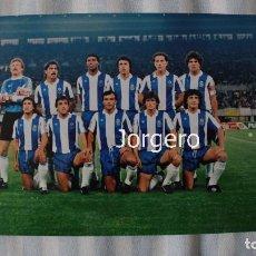Coleccionismo deportivo: F.C. OPORTO. ALINEACIÓN CAMPEÓN COPA DE EUROPA 1986-1987 EN VIENA CONTRA BAYERN MUNICH. FOTO. Lote 178278490