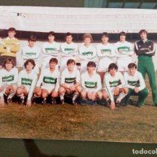 Coleccionismo deportivo: ANTIGUA FOTOGRAFIA PLANTILLA ELCHE CLUB FUTBOL JUVENIL - AÑOS 80 - MEDIDAS 18 X 13 CENTIMETROS. Lote 113606767
