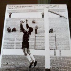 Coleccionismo deportivo - real murcia - parada portero- años 90 - medidas 24x18 - 114601943