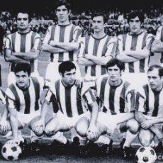 Coleccionismo deportivo: ATHLETIC DE BILBAO: FOTOGRAFÍA DE UN EQUIPO HISTÓRICO. Lote 114612031