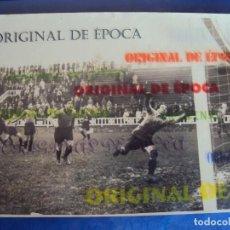 Coleccionismo deportivo: (F-180341)FOTOGRAFIA PARTIDO FOOT-BALL CAMPO DE LES CORTS - FOTO SPORT. Lote 114998719