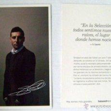Coleccionismo deportivo: FOTO POSTAL DE CAZORLA. FÚTBOL. Lote 115334199