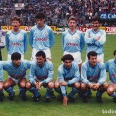Coleccionismo deportivo: REAL CLUB CELTA DE VIGO: FOTOGRAFÍA DE UN EQUIPO HISTÓRICO. Lote 115397411