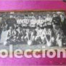 Coleccionismo deportivo: ATLETICO DE BILBAO FOTOGRAFIA FIMADA POR TODOS LOS JUGADORES 1969 ORIGINAL DE MUSEO. Lote 116593211