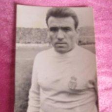 Coleccionismo deportivo: DEL SOL FOTOGRAFIA REAL MADRID N 20 - MEDIDA 8 X 6 CM. Lote 116687103