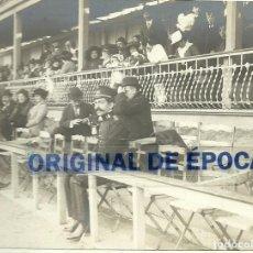 Coleccionismo deportivo: (F-180432)FOTOGRAFIA DE JOAQUIM PERIS DE VARGAS,PRESIDENTE DEL F.C.BARCELONA,1914-15,CAMP INDUSTRIA. Lote 117559495