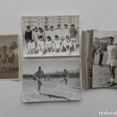 Coleccionismo deportivo: LOTE 8 FOTOGRAFIAS DEPORTES EN VALENCIA, FUTBOL, ATLETISMO. Lote 119863187
