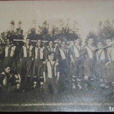 Coleccionismo deportivo: FUTBOL EXCEPCIONAL FOTOGRAFIA DEL STADIUM AVILESINO AÑO 1924 AVILES GIJON OVIEDO ASTURIAS UNA JOYA!. Lote 120005247