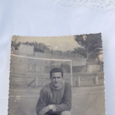 Coleccionismo deportivo: FOTOGRAFÍA FUTBOLISTA(DESCONOZCO QUIEN ES).. Lote 120013304