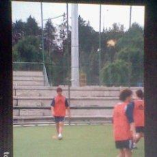 Coleccionismo deportivo: FOTOGRAFIA PARTICULAR REAL MADRID GUTI GUTIERREZ FUTBOL Nº 25. Lote 123509291