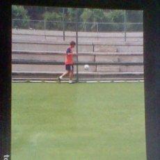 Coleccionismo deportivo: FOTOGRAFIA PARTICULAR REAL MADRID GUTI GUTIERREZ FUTBOL Nº 20. Lote 123509419