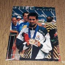 Coleccionismo deportivo: ANTIGUA FOTOGRAFÍA DEL ATLETA PARALIMPICO....JAVI CONDE PUJANA....1996..... Lote 123515655