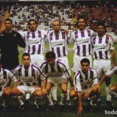 Coleccionismo deportivo: REAL VALLADOLID: FOTOGRAFÍA HISTÓRICA.. Lote 128488864