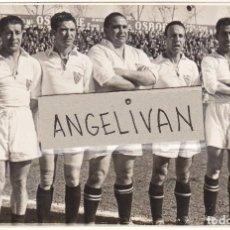 Coleccionismo deportivo: FOTO SEVILLA FC.ANTIGUO CAMPO REINA VICTORIA.. Lote 125164327