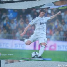 Coleccionismo deportivo - Real madrid poster alonso - 127157380
