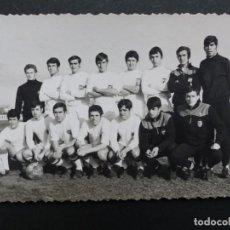Coleccionismo deportivo - VALENCIA C.F. - CUATRO FOTOGRAFIAS DE ALINEACIONES DE LOS AÑOS 70, VER FOTOS ADICIONALES - 127771807