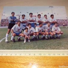 Colecionismo desportivo: ANTIGUA FOTOGRAFÍA DEL CD TENERIFE - SELLO FOTO GARRIGA - TENERIFE. Lote 129390348