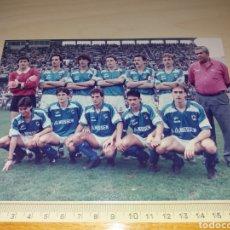 Colecionismo desportivo: ANTIGUA FOTOGRAFÍA DE LA REAL SOCIEDAD - SELLO FOTO GARRIGA - TENERIFE. Lote 129391466
