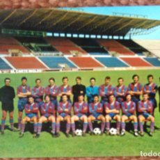 Coleccionismo deportivo: FOTOGRAFIA LEVANTE U.D. AÑOS 70. Lote 131027632
