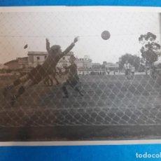Coleccionismo deportivo - FOTOGRAFIA DERBI ESPANYOL BARCELONA 1935 ESPAÑOL - 131528198