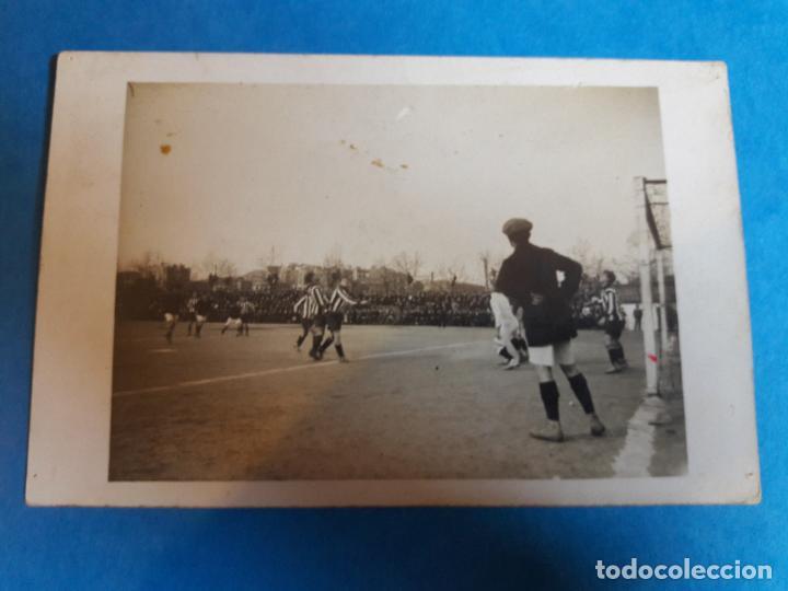 FOTO ORIGINAL PORTERO PERE GIBERT EL GRAPAS RCD ESPANYOL ESPAÑOL AÑOS 10 (Coleccionismo Deportivo - Documentos - Fotografías de Deportes)