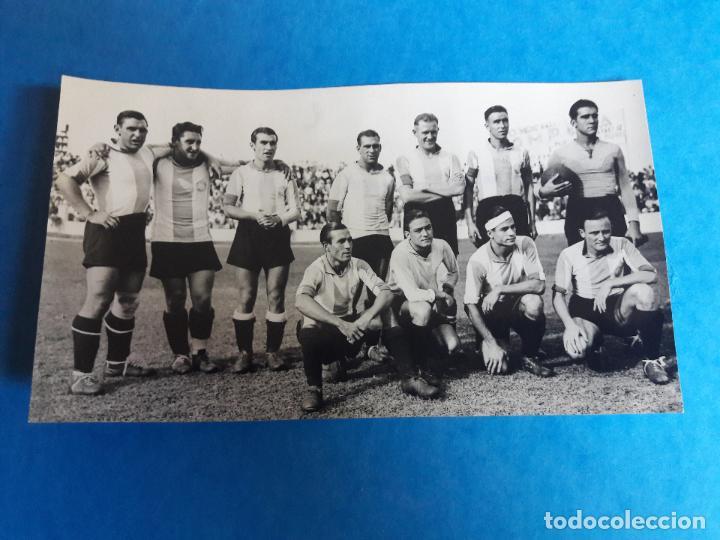 FOTOGRAFIA DE PRENSA ORIGINAL DEL RCD ESPANYOL ESPAÑOL 1935 (Coleccionismo Deportivo - Documentos - Fotografías de Deportes)