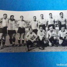 Coleccionismo deportivo - FOTOGRAFIA DE PRENSA ORIGINAL DEL RCD ESPANYOL ESPAÑOL 1935 - 131570222
