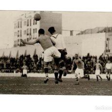 Coleccionismo deportivo: COPA DE ESPAÑA C.1927 EL DEFENSA ALCORIZA DEL CLUB DEPORTIVO EUROPA DE BARCELONA. FOTO ÁLVARO.. Lote 131994738