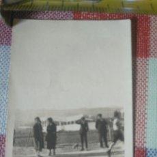 Coleccionismo deportivo: FOTO ANTIGUA ATLETISMO CARRERA. AÑOS 20. PAÍS VASCO. Lote 132347918