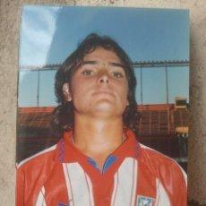 Coleccionismo deportivo: FÚTBOL - ATLÉTICO DE MADRID - VIEJA FOTO ORIGINAL - PRESENTACIÓN PLANTILLA - TEMPORADA 1995-96 . Lote 136387381